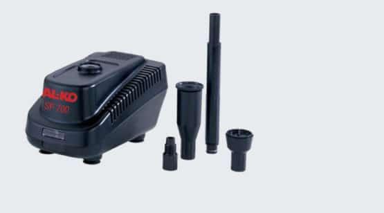 پمپ آبنما با فواره پلاستیکی AL-KO-SP700 - ارتاب شاپ - قیمت پمپ ابنما - انواع پمپ ابنما